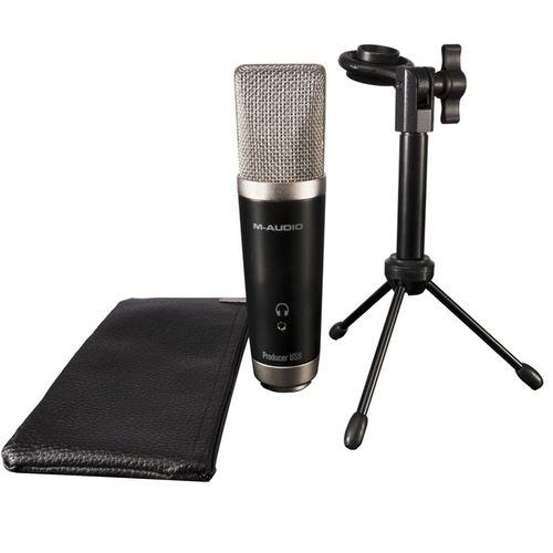 میکروفون کاندنسر استودیو ام-آدیو مدل Studio USB