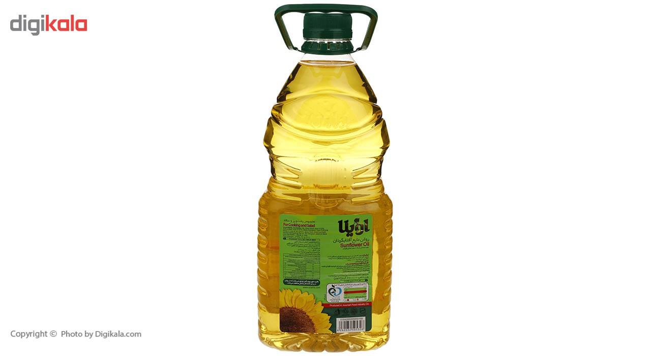 روغن مایع آفتابگردان اویلا - 3 لیتر main 1 3