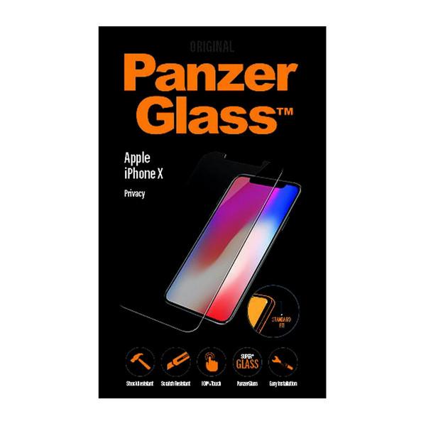 محافظ صفحه نمایش پنزر گلس مناسب برای گوشی موبایل Iphone X