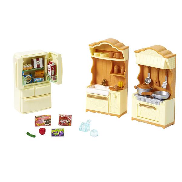 ست اسباب بازی آشپزخانه سیلوانیان فامیلیز کد 5341