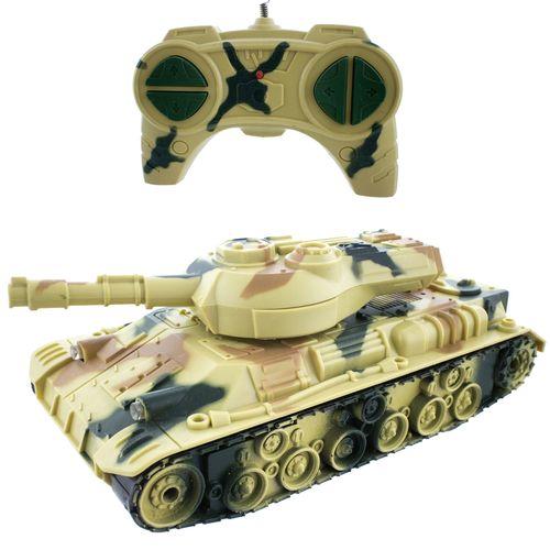 تانک کنترلی مدل Battle Tank