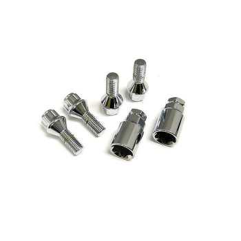 قفل رینگ چرخ ول لاک مناسب برای رنو ال90 بسته 4 عددی