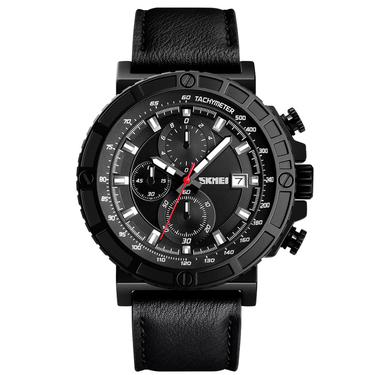 ساعت مچی عقربه ای مردانه اسکمی مدل 1350
