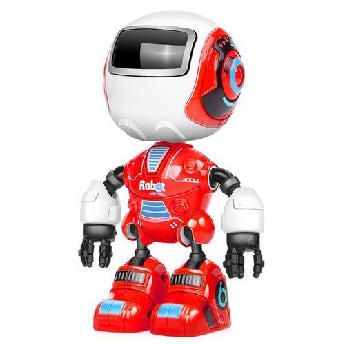 ربات فلزی مدل تک جعبه