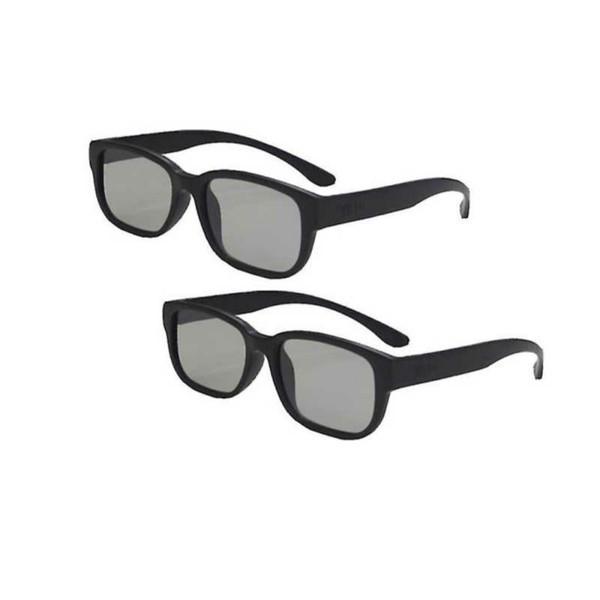 عینک سه بعدی ال جی مدل AG-F210 بسته 2 عددی