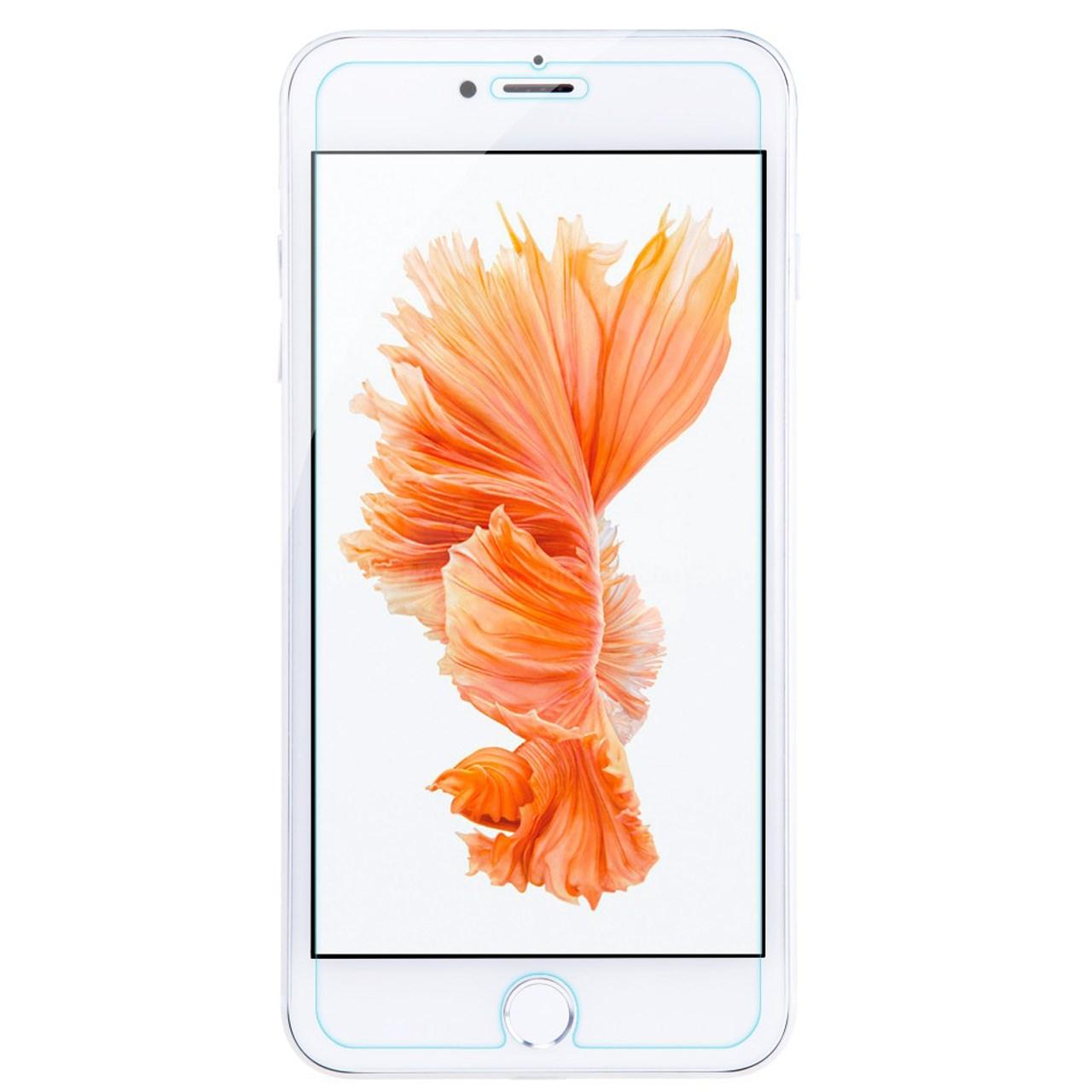 محافظ صفحه نمایش شیشه ای نیلکین مدل Amazing H Plus Pro Anti-Explosion مناسب برای گوشی موبایل آیفون 7 پلاس