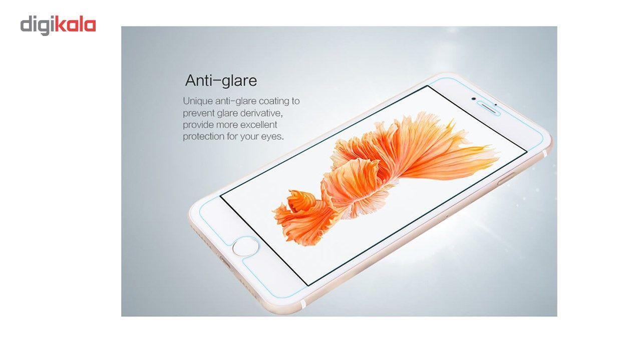 محافظ صفحه نمایش شیشه ای نیلکین مدل Amazing H Plus Pro Anti-Explosion مناسب برای گوشی موبایل آیفون 7 پلاس main 1 6