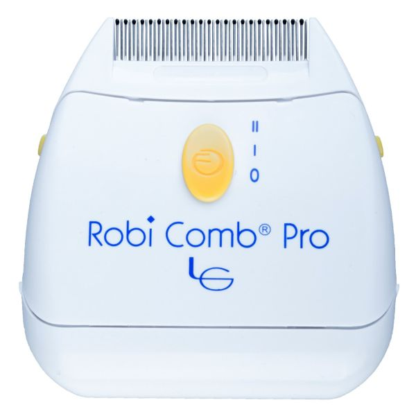 شانه ضد شپش الکتریکی هوشمند  رابی کمپ پرو با قابلیت تشخیص