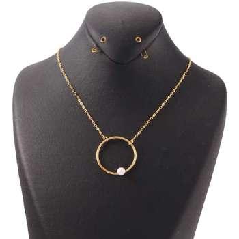 گردنبند طلا 18 عیار سپیده گالری SN0006