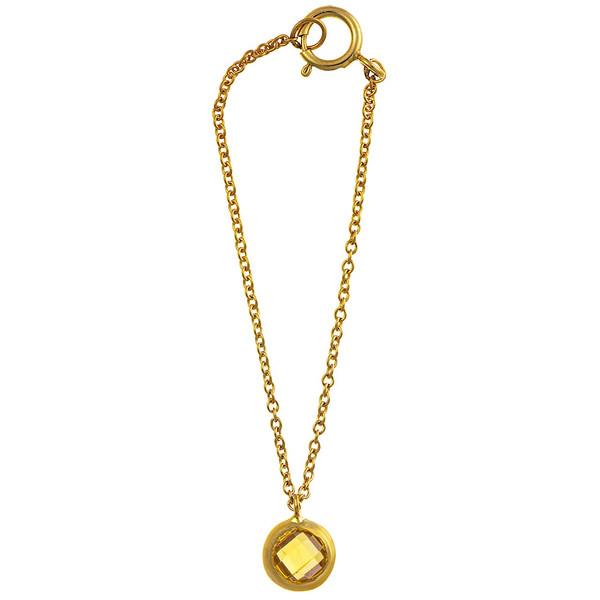آویز ساعت طلا 18 عیار ماهک مدل MW0025 - مایا ماهک