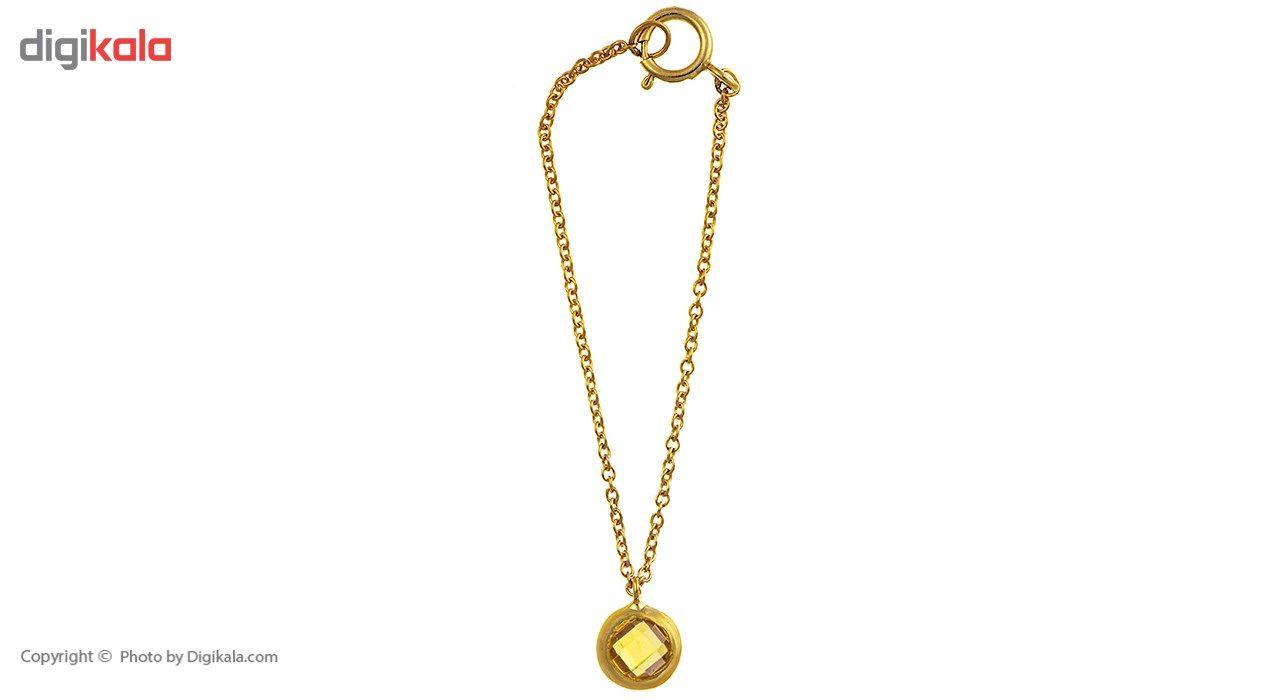 آویز ساعت طلا 18 عیار ماهک مدل MW0025 - مایا ماهک -  - 1