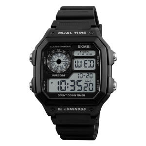 ساعت مچی دیجیتال اسکمی مدل 1299 کد 01