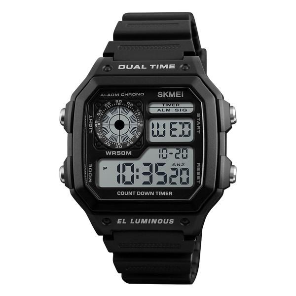 ساعت مچی دیجیتالی اسکمی مدل 1299 کد 01