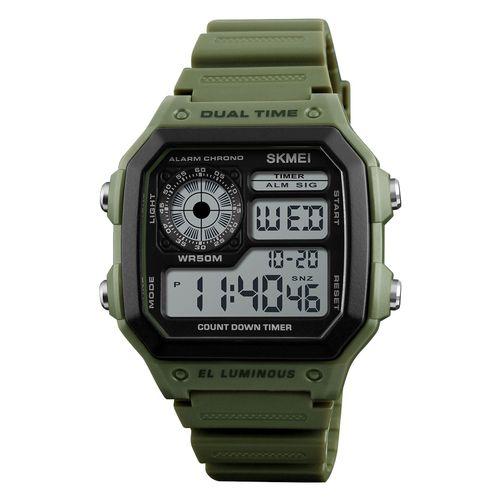 ساعت مچی دیجیتالی اسکمی مدل 1299 کد 02