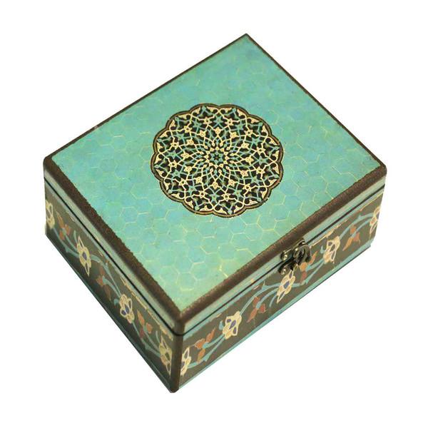 جعبه جواهرات گره  طرح آلا