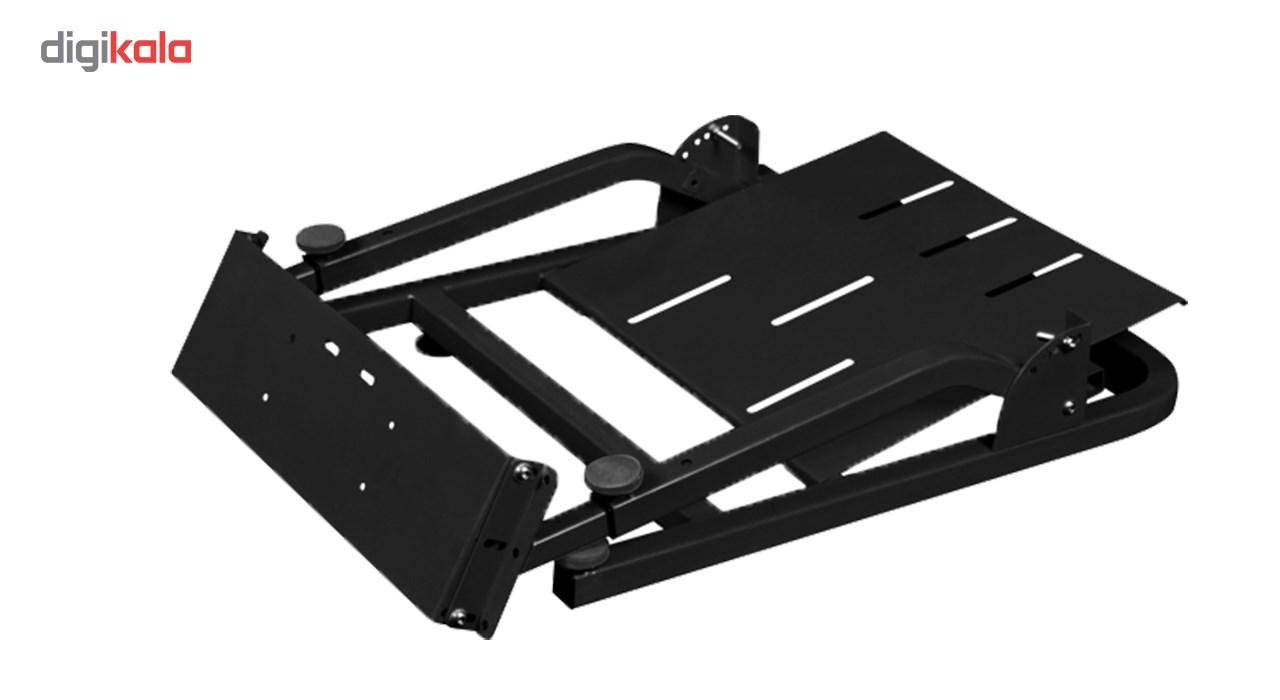 پایه نگهدارنده فرمان پدال و دنده شبیه ساز رانندگی دی ایکس ریسر  مدل PS/Combo/200