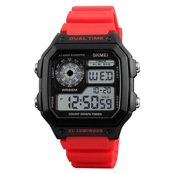 ساعت مچی دیجیتالی اسکمی مدل 1299 کد 03