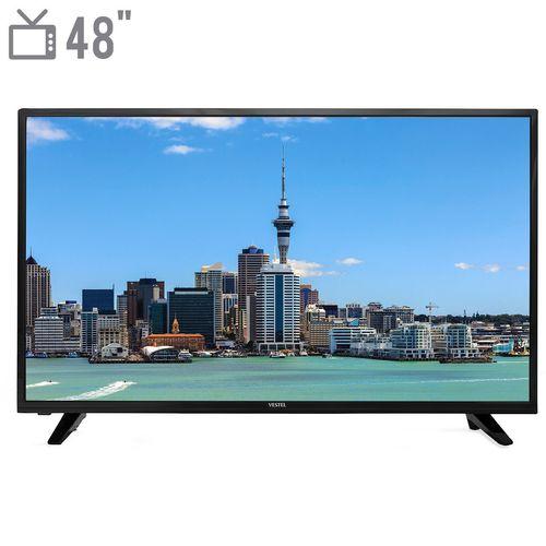 تلویزیون ال ای دی هوشمند وستل مدل 48FA7000T سایز 48 اینچ