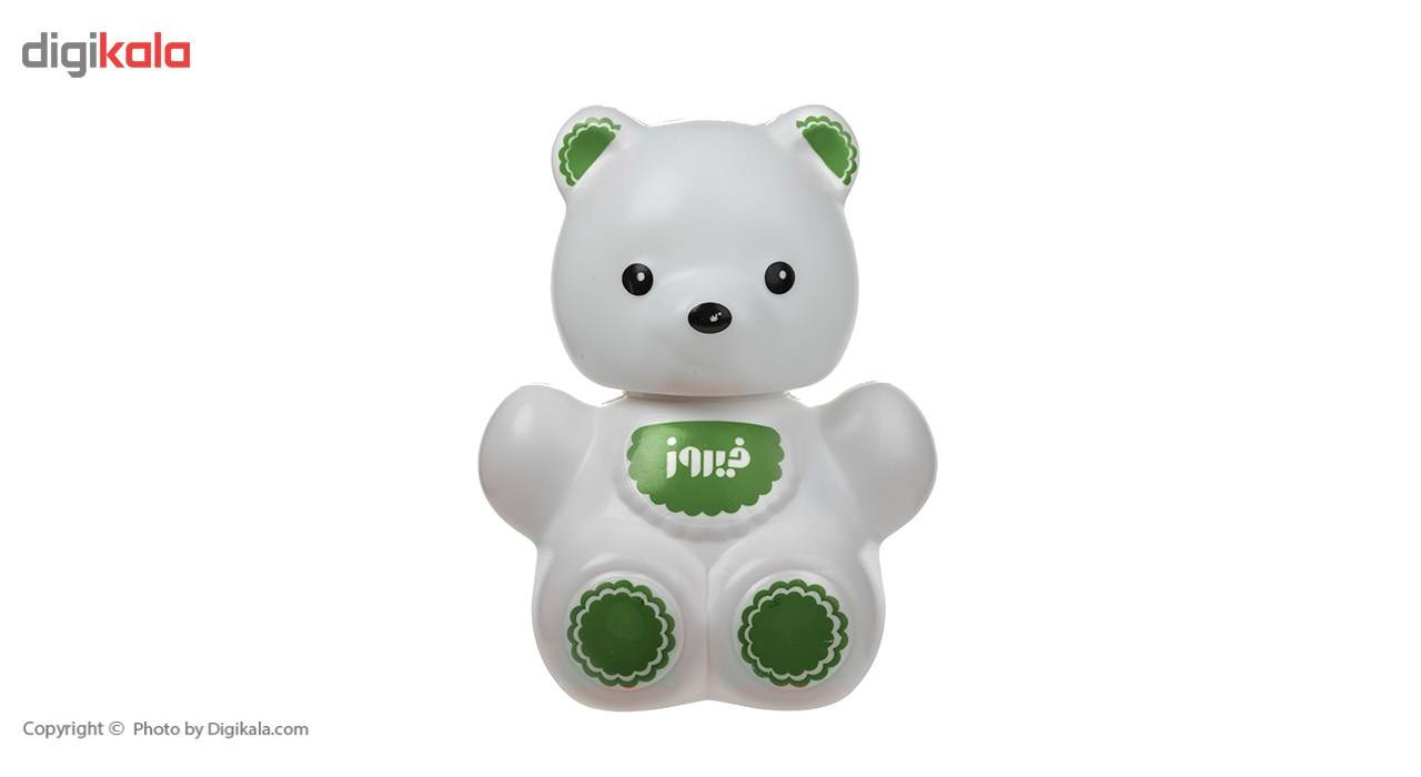 شامپو بچه فیروز مدل Bear حجم 300 میلی لیتر main 1 6