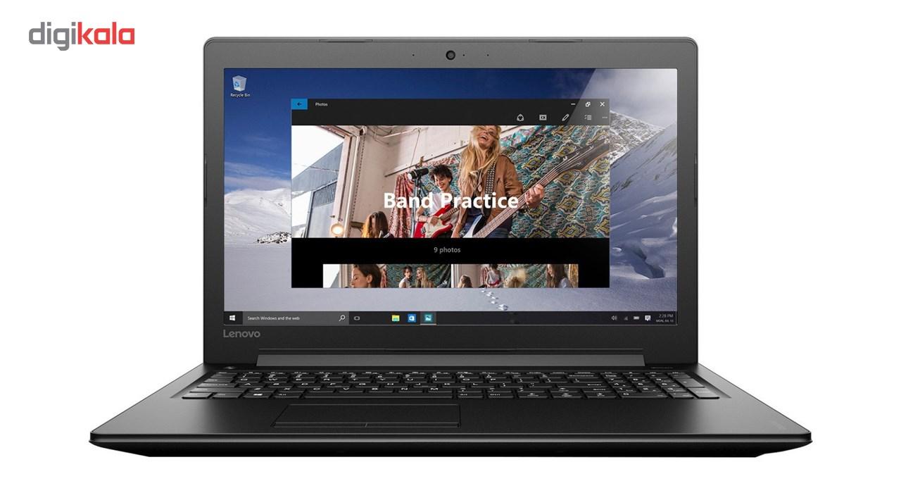 لپ تاپ 15 اینچی لنوو مدل Ideapad 310 - AJ