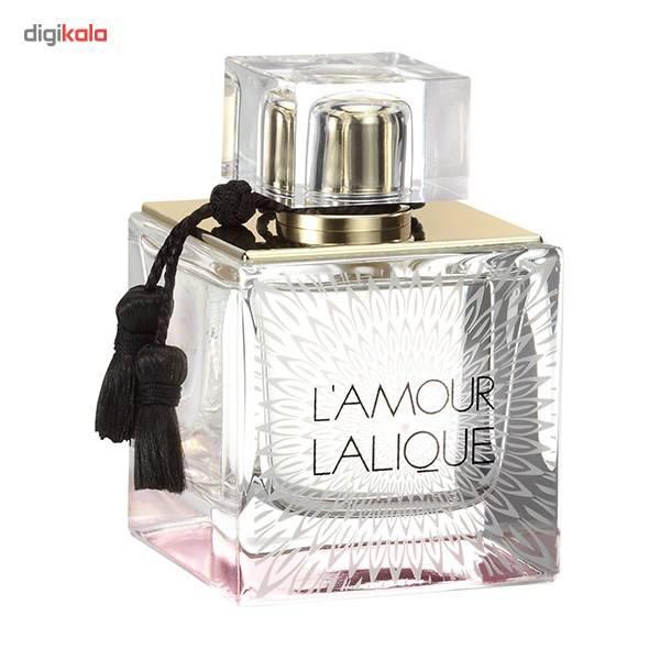 ادو پرفیوم زنانه لالیک مدل Le Amour حجم 100 میلی لیتر main 1 1