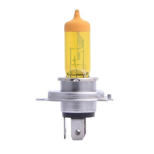 لامپ خودرو ایگل مدل H4 12V 90/100 W Plasma Xenon Super Yellow بسته 2 عددی