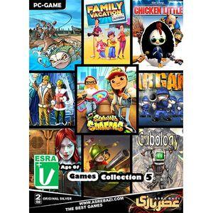مجموعه بازی کامپیوتری Age of Game Collection 5