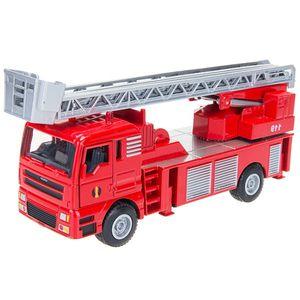 ماشین بازی Hy Alloy مدل آتش نشانی کد HX50-1