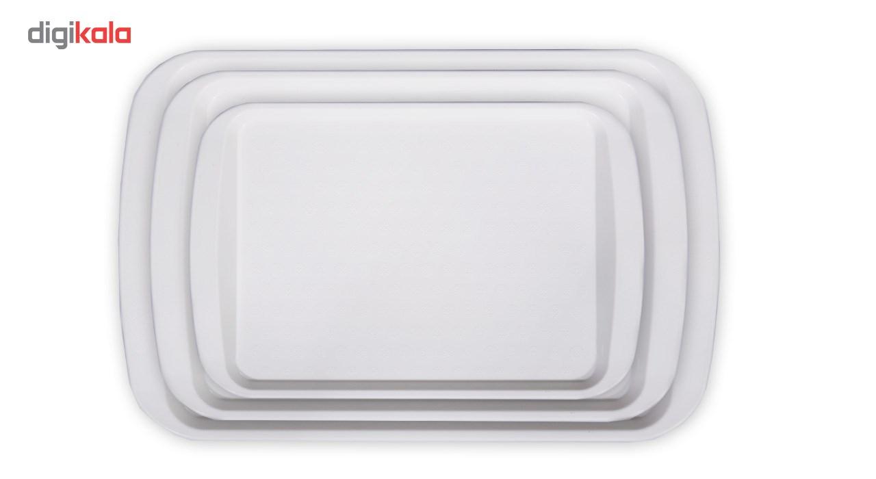 سینی آوا مدل 200 مجموعه 3 عددی