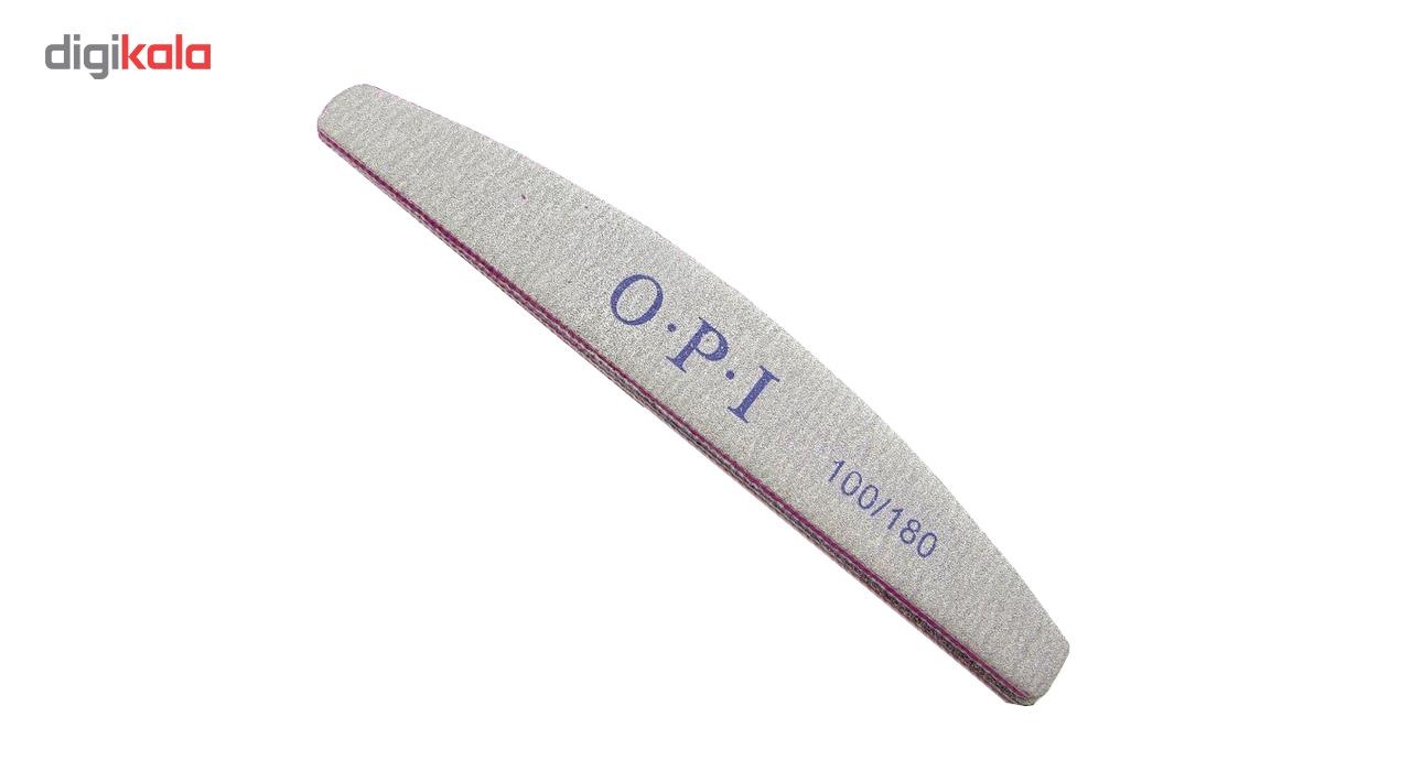 سوهان ناخن OPI مدل دوطرفه 100/180