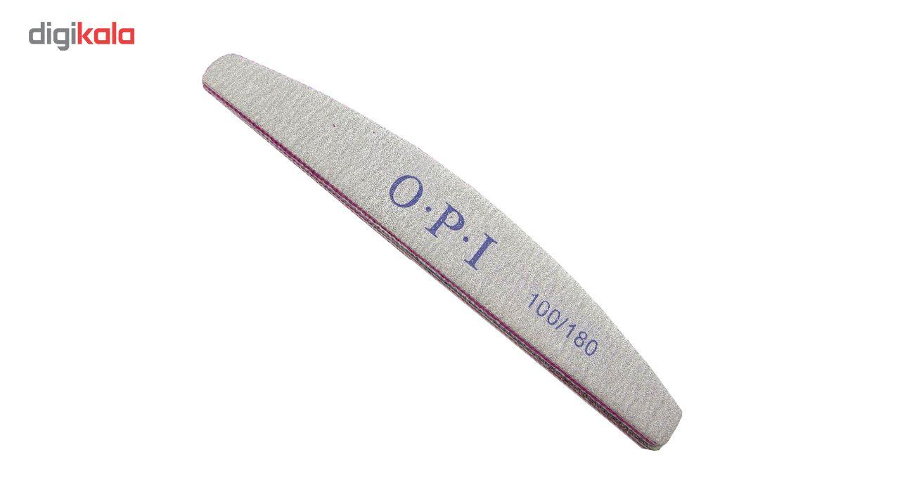 سوهان ناخن OPI مدل دوطرفه 100/180 main 1 1