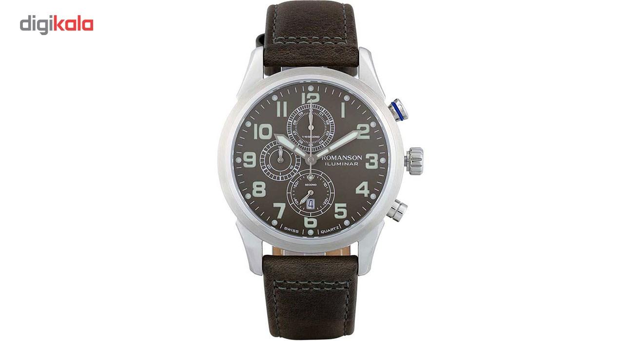 خرید ساعت مچی عقربه ای مردانه رومانسون مدل AL6A14HMYWAAR5