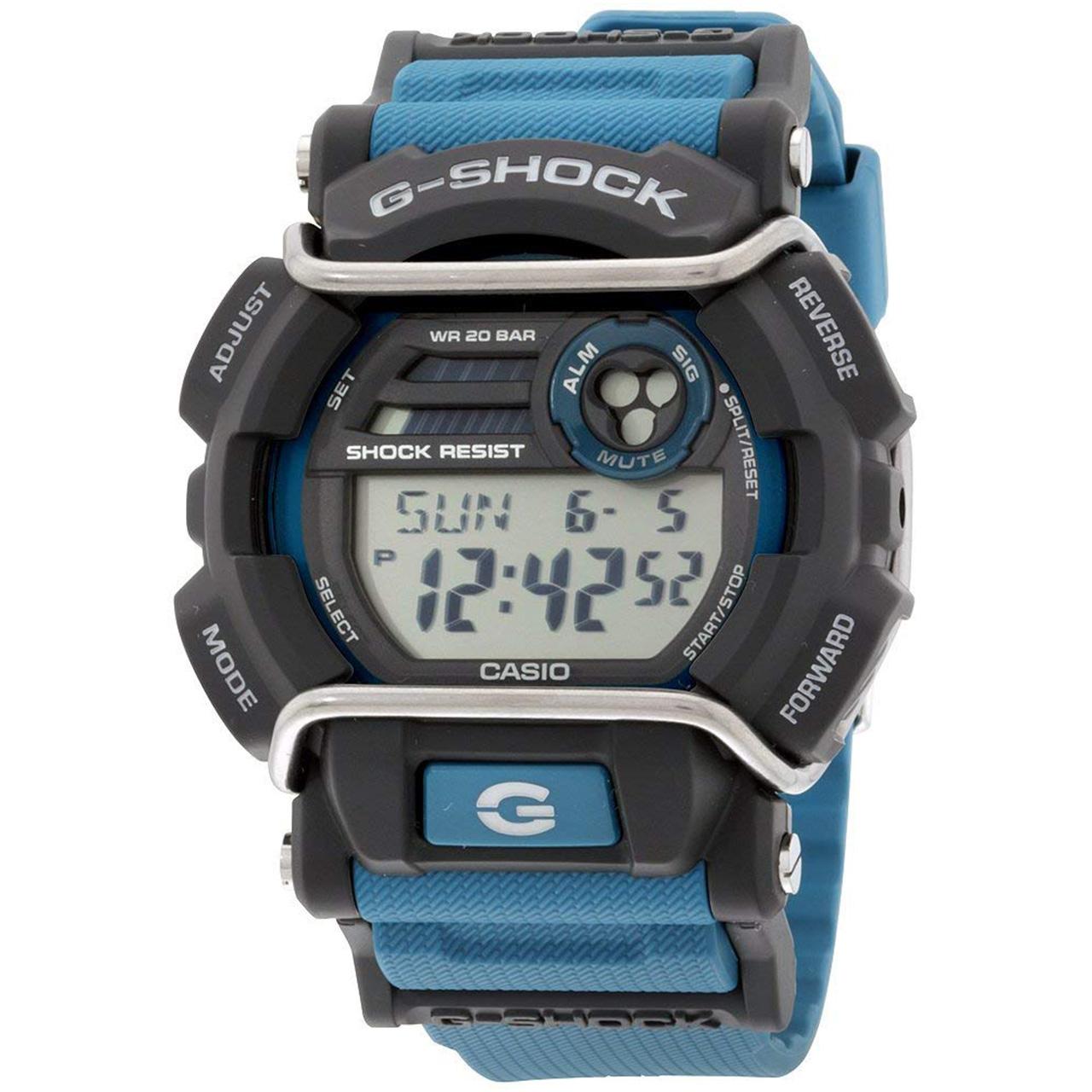 ساعت مچی دیجیتالی مردانه کاسیو جی شاک مدل GD-400-2DR