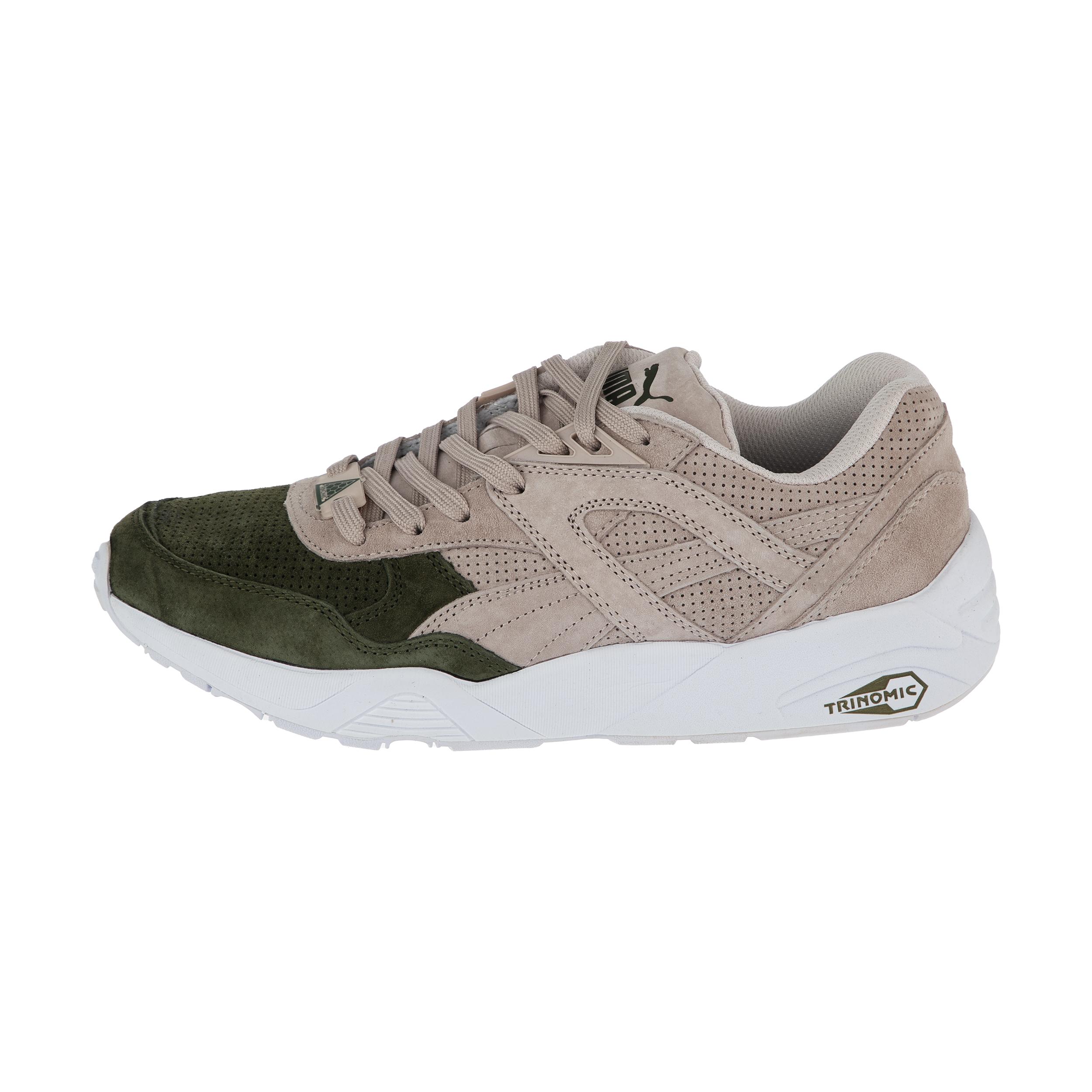 کفش پیاده روی مردانه پوما مدل TRINOMIC R698