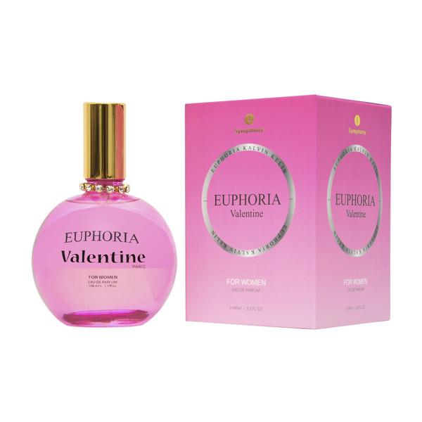 ادو پرفیوم زنانه سیمفونی مدل Euphoria حجم 100 میلی لیتر