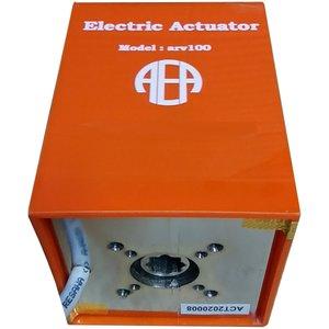 محرک الکتریکی شیر آروین افزار  مدل arv100