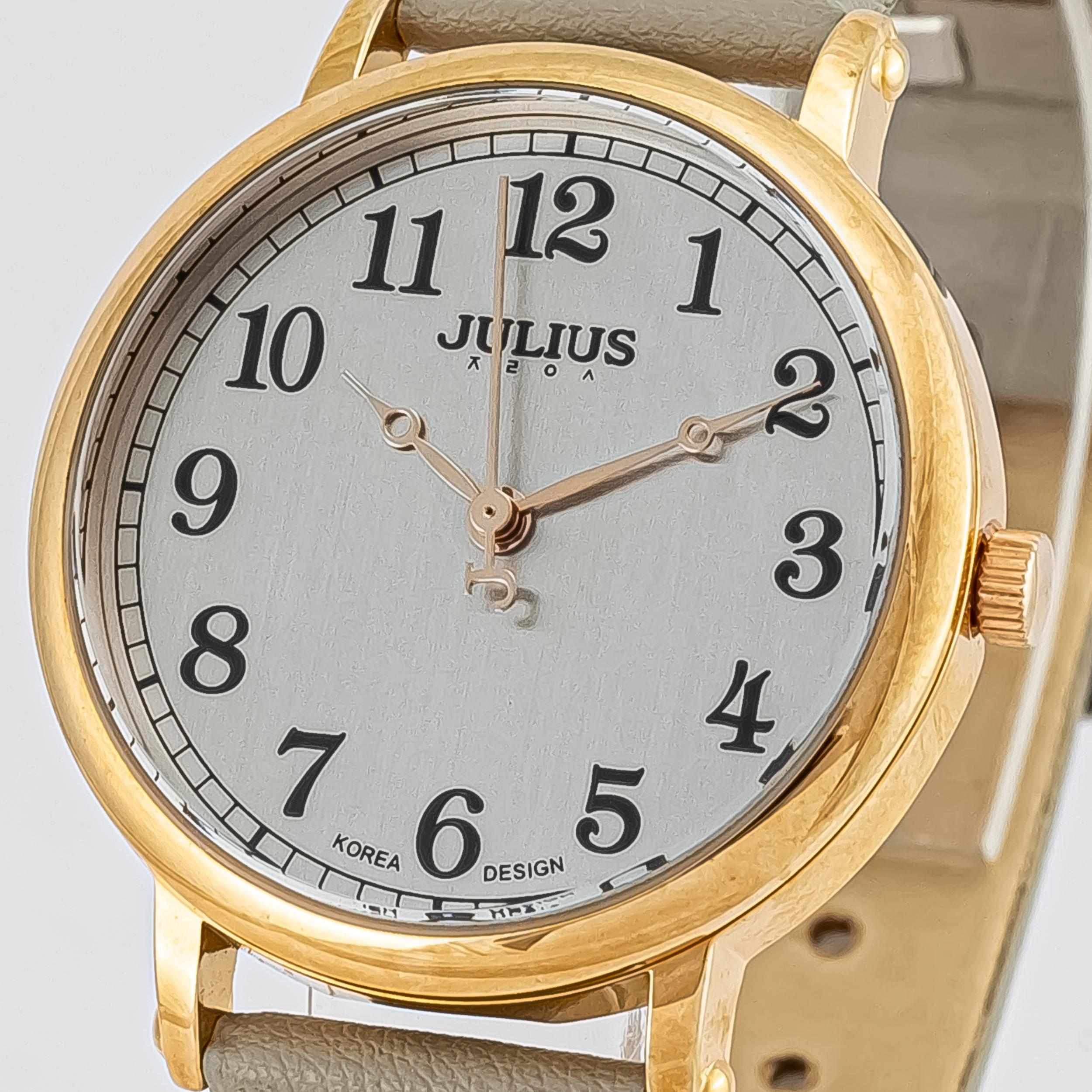 ساعت مچی عقربه ای زنانه جولیوس مدل JA949              ارزان