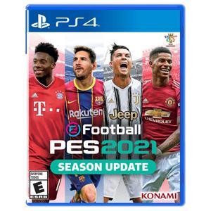 بازی PES 2021 مخصوص PS4