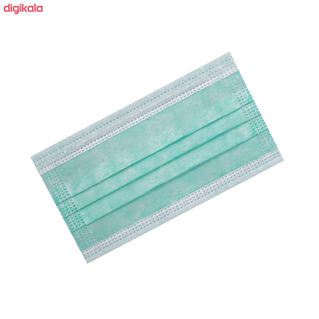 ماسک تنفسی انزانی مدل EGR12 بسته 10 main 1 2