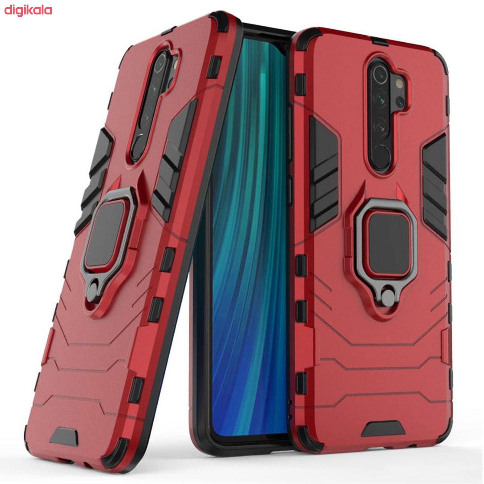 کاور کماندو مدل ASH21 مناسب برای گوشی موبایل شیائومی Redmi Note 8 Pro main 1 9