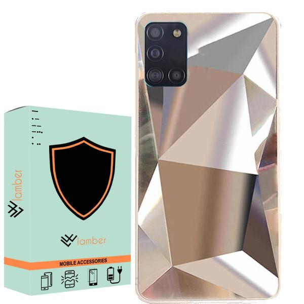 کاور لمبر مدل LAMALMS مناسب برای گوشی موبایل سامسونگ Galaxy A31