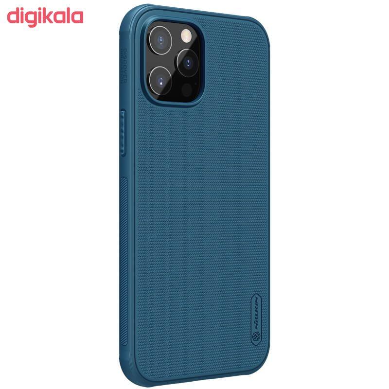 کاور نیلکین مدل  Frosted Shield Pro مناسب برای گوشی موبایل اپل Iphone 12 main 1 6