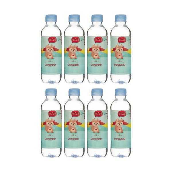 آب معدنی دماوند - 350 میلی لیتر بسته 12 عددی