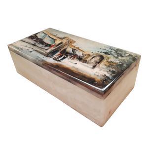 جعبه سنگ مرمر طرح بازار مدل EG0033