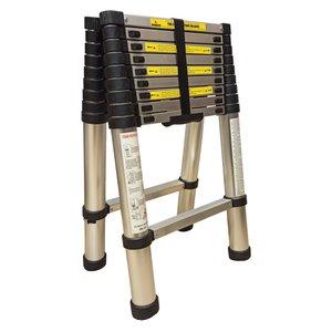 نردبان 10 پله مدل telescopic