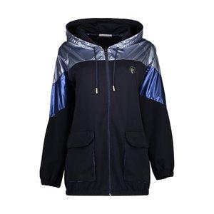 سویشرت ورزشی زنانه هالیدی مدل 857308-Navy Blue