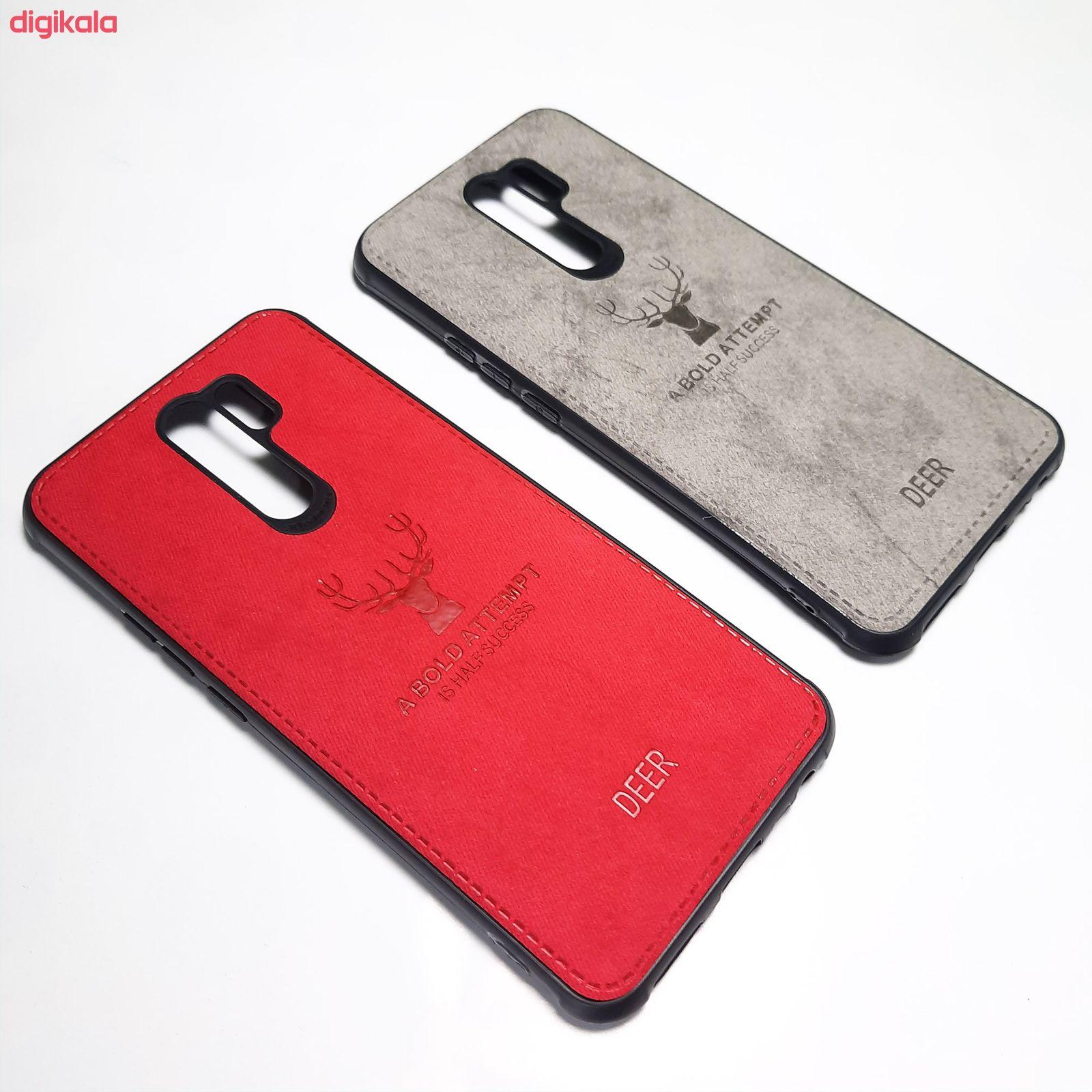 کاور مدل CO812 طرح گوزن مناسب برای گوشی موبایل شیائومی Redmi 9 / Redmi 9 Prime main 1 1