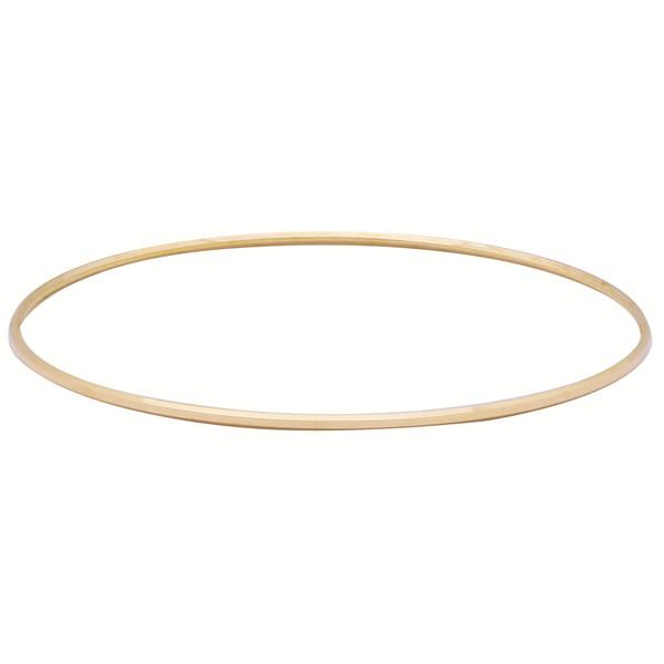النگو طلا 18 عیار دخترانه گالری یارطلا کد AL50