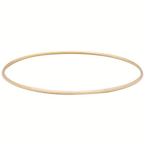 النگو طلا 18 عیار دخترانه گالری یارطلا کد AL50-0