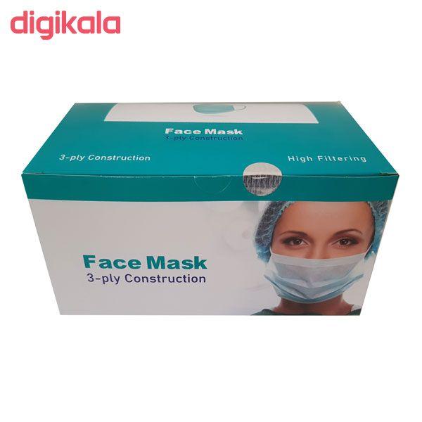ماسک تنفسی مدل ملت بلون بسته 51 عددی main 1 9